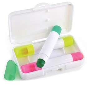 Wax Crayon Highlighter Sets