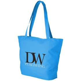 Product Image of Zippered Beach Tote Bags