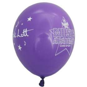 Product Image of All Round Print Balloons