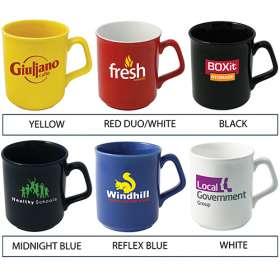Sparta Promotional Mugs