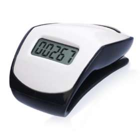 Walk Over Clip On Pedometers