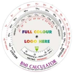 BMI Calculating Data Discs