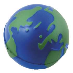 Budget Stress Globe