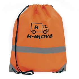 Product Image of Celsius Reflective Drawstring Bag