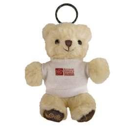 Chester Bear Keyrings
