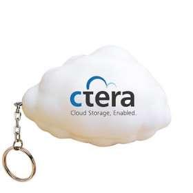 Stress Cloud Keyrings