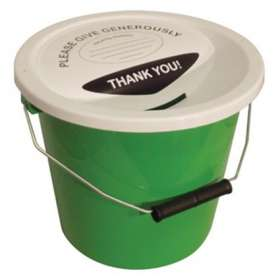 Charity Collection Buckets