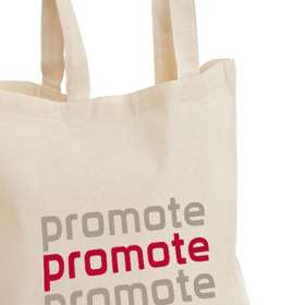 Cotton Tote Bags - extra images