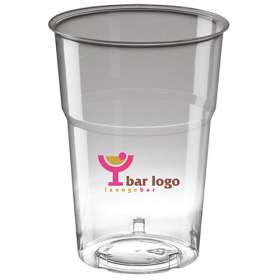 10oz Disposable Half Pint Tumblers