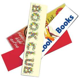 Product Image of Full Colour Foam Backed Bookmarks