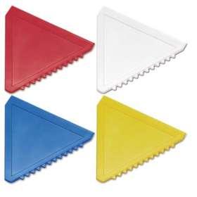 Triangle Ice Scrapers