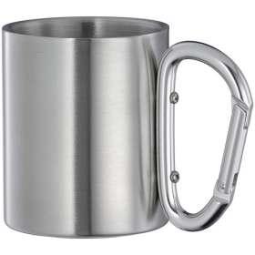 Isolating Carabiner Coffee Mug