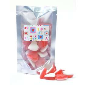 Product Image of Jelly Love Heart Pouches