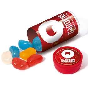 Jolly Jelly Bean Mini Tubes
