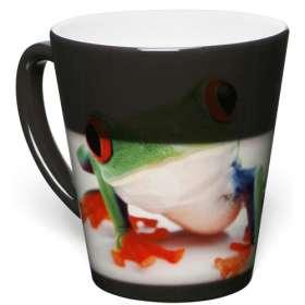 Latte WOW Colour Changing Mug