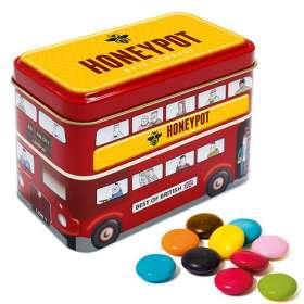 London Bus Sweet Tins