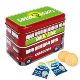 London Bus Sweet Tins