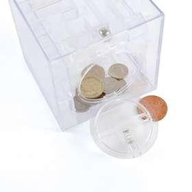 Maze Money Box - extra images