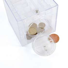 Maze Money Box
