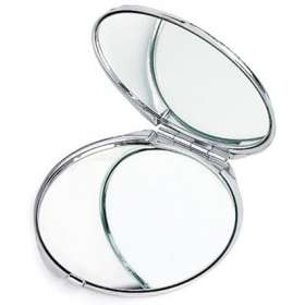 Product Image of Chrome Compact Mirror