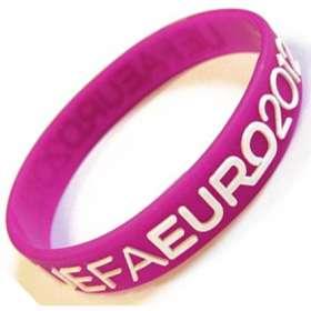 Raised Logo Wristbands