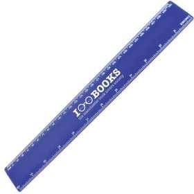 Plastic 30cm Coloured Rulers