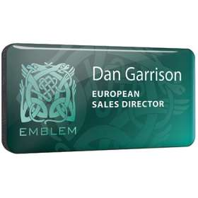 Product Image of Plastic Staff Name Badges