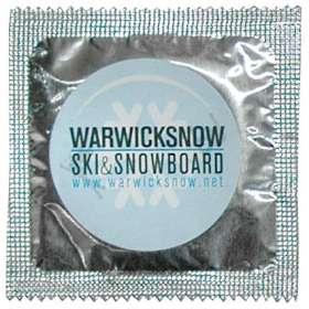 Printed Condom Foils