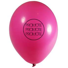 Promotional 10 inch Balloons