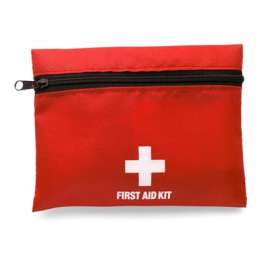 Product Image of First Aid Kit With Belt Clip Attachment
