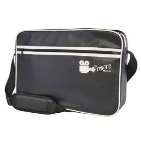 Retro Style Zipped Laptop Bags