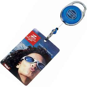 Product Image of Roller Clip Key Chain