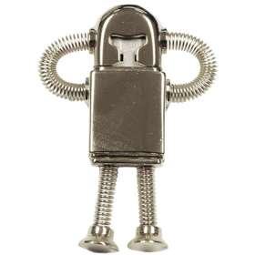USB Metal Robot Flashdrives