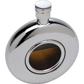 Round Window Flask