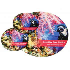SmartMat Mousemat and Coaster Set