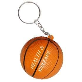 Stress Basketball Keyring