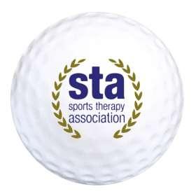 Stress Golf Ball