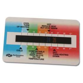 Product Image of Temperature Gauge Cards
