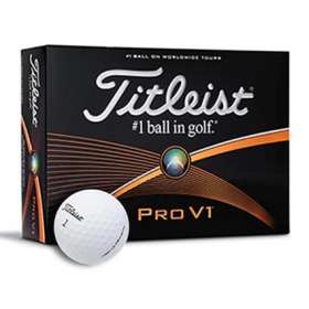 Product Image of Titleist Pro V1 Golf Balls