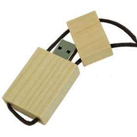 Product Image of Fat Wooden USB Flashdrives