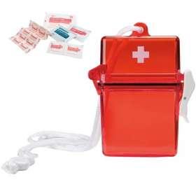 First Aid Storage Kit