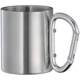Isolating Carabiner Coffee Mug