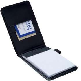 Product Image of Notebook in PU Holder