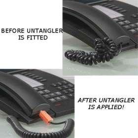 Telephone Wire Untangler