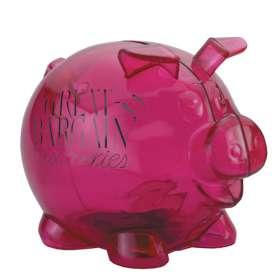 Product Image of Translucent Piggy Bank