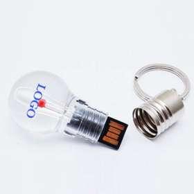 USB Light Bulb Flashdrive