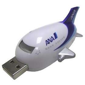 USB Aeroplane Flashdrives