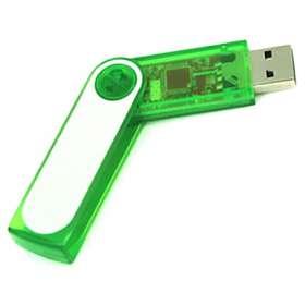 USB Funky Twist Flashdrives