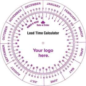 Lead Time Calculators