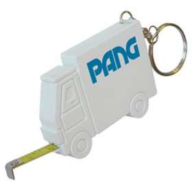 Product Image of Lorry Tape Measure Keyrings